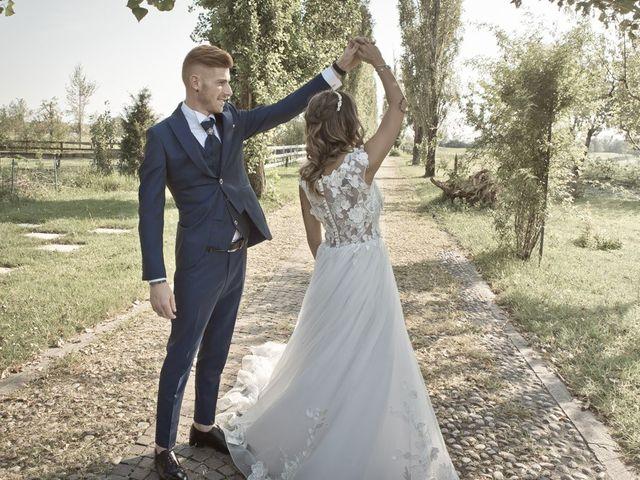 Il matrimonio di Luca e Elisa a Castrezzato, Brescia 204