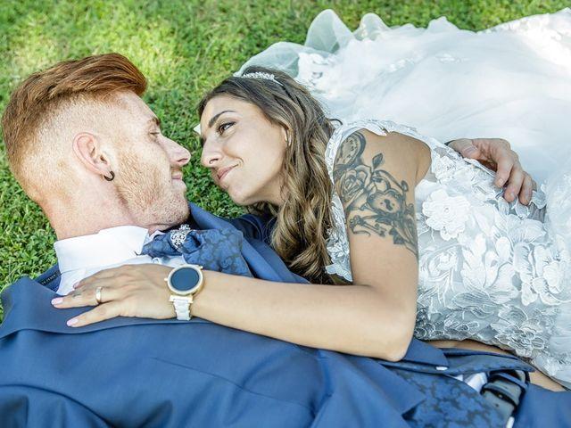 Il matrimonio di Luca e Elisa a Castrezzato, Brescia 205