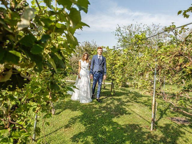 Il matrimonio di Luca e Elisa a Castrezzato, Brescia 206