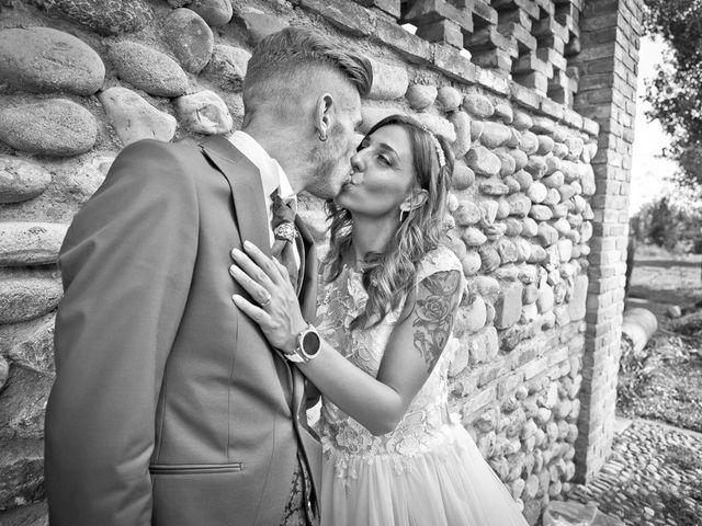 Il matrimonio di Luca e Elisa a Castrezzato, Brescia 209