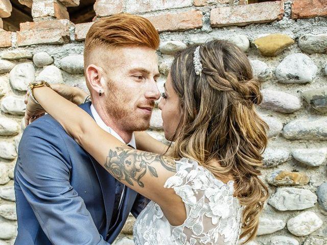 Il matrimonio di Luca e Elisa a Castrezzato, Brescia 212