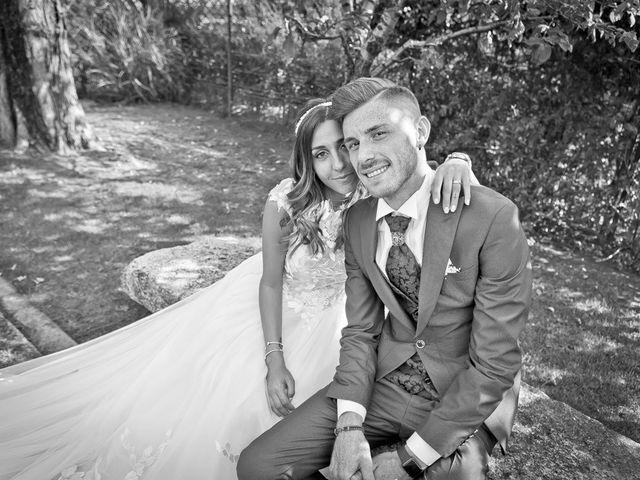 Il matrimonio di Luca e Elisa a Castrezzato, Brescia 213