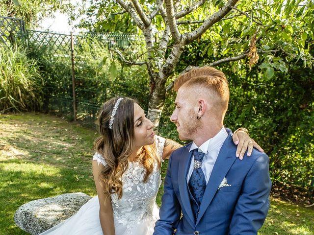 Il matrimonio di Luca e Elisa a Castrezzato, Brescia 215