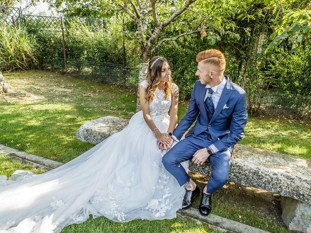 Il matrimonio di Luca e Elisa a Castrezzato, Brescia 216