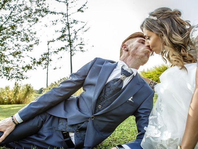 Il matrimonio di Luca e Elisa a Castrezzato, Brescia 219