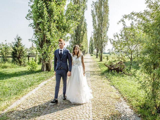 Il matrimonio di Luca e Elisa a Castrezzato, Brescia 220