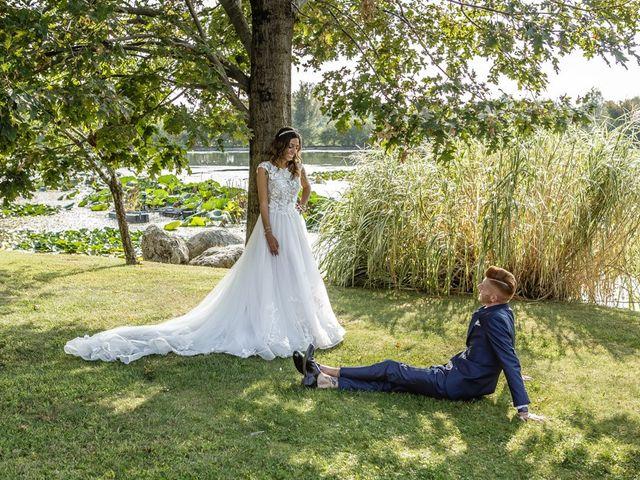 Il matrimonio di Luca e Elisa a Castrezzato, Brescia 223