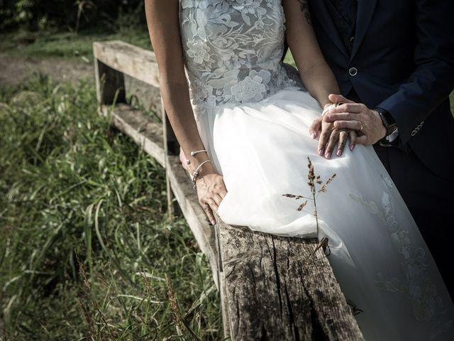 Il matrimonio di Luca e Elisa a Castrezzato, Brescia 225