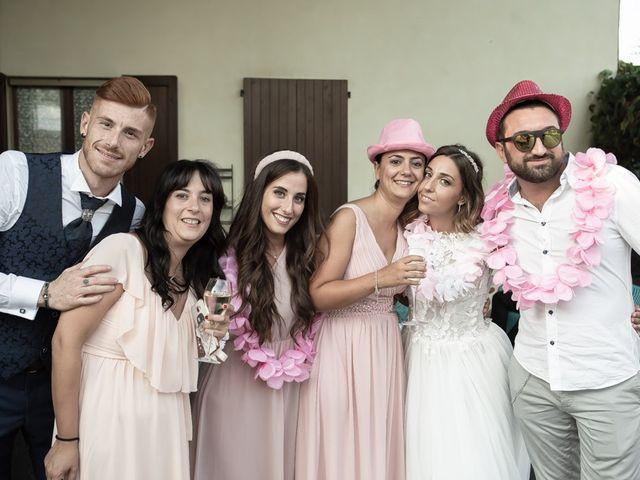 Il matrimonio di Luca e Elisa a Castrezzato, Brescia 230
