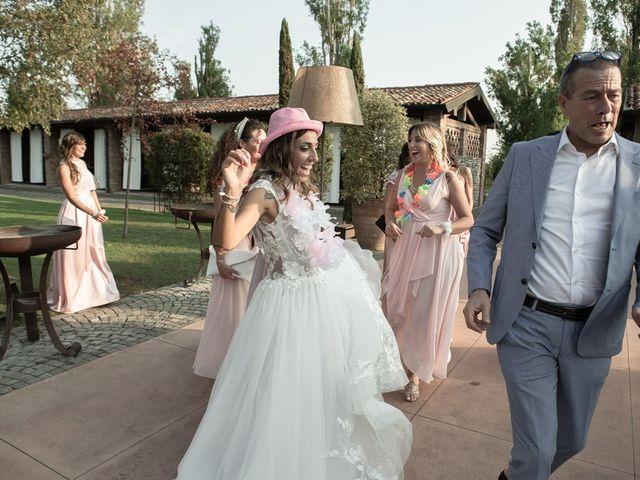 Il matrimonio di Luca e Elisa a Castrezzato, Brescia 232