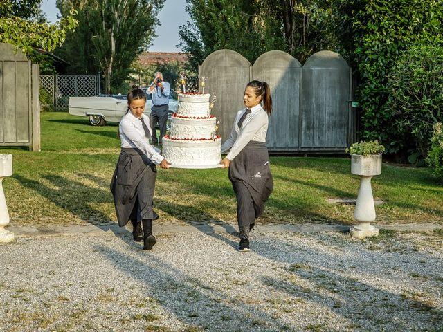 Il matrimonio di Luca e Elisa a Castrezzato, Brescia 233