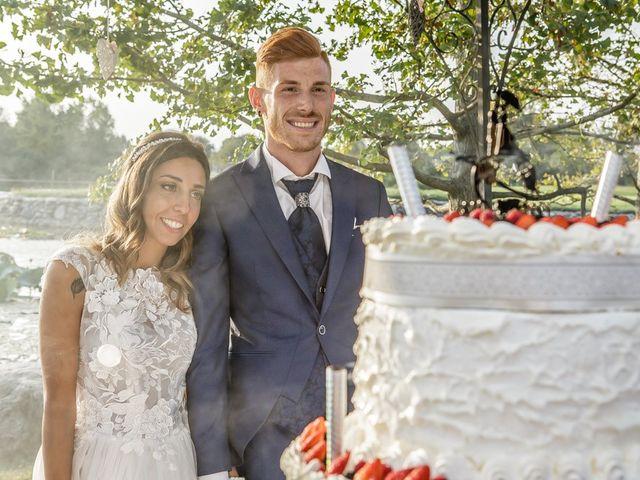 Il matrimonio di Luca e Elisa a Castrezzato, Brescia 235