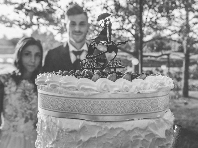 Il matrimonio di Luca e Elisa a Castrezzato, Brescia 236