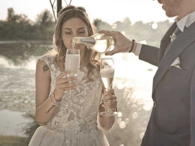 Il matrimonio di Luca e Elisa a Castrezzato, Brescia 239