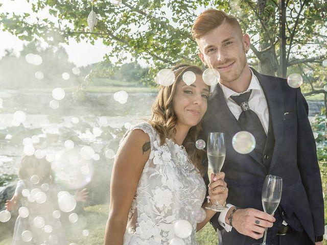 Il matrimonio di Luca e Elisa a Castrezzato, Brescia 242