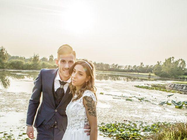 Il matrimonio di Luca e Elisa a Castrezzato, Brescia 244