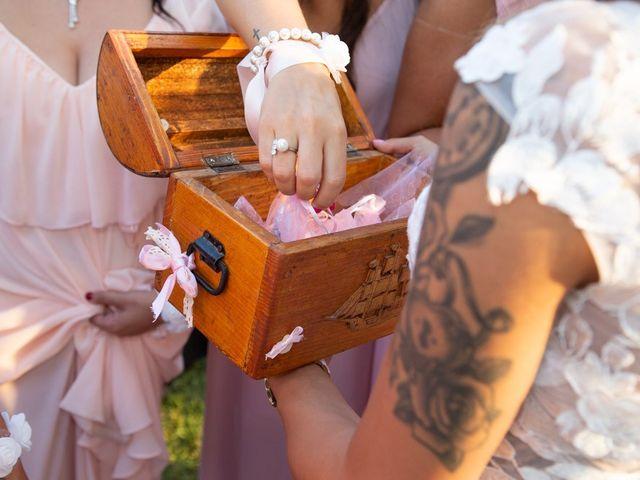 Il matrimonio di Luca e Elisa a Castrezzato, Brescia 247