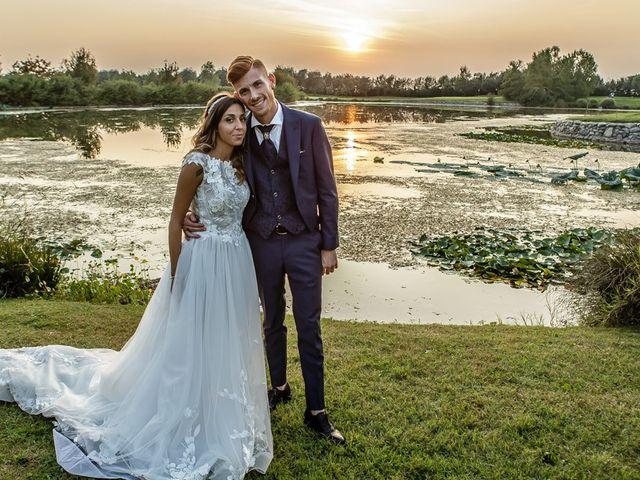 Il matrimonio di Luca e Elisa a Castrezzato, Brescia 255