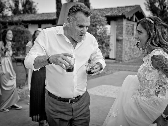 Il matrimonio di Luca e Elisa a Castrezzato, Brescia 265