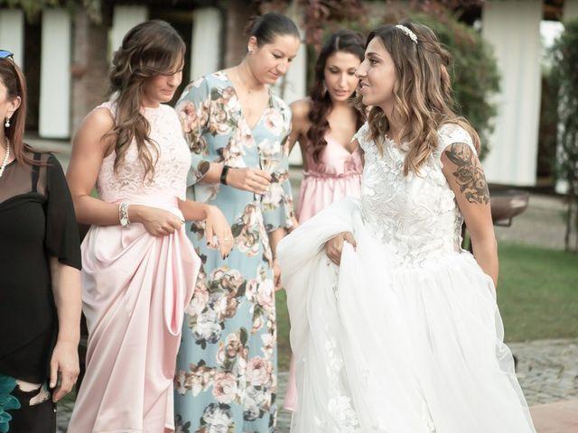 Il matrimonio di Luca e Elisa a Castrezzato, Brescia 268