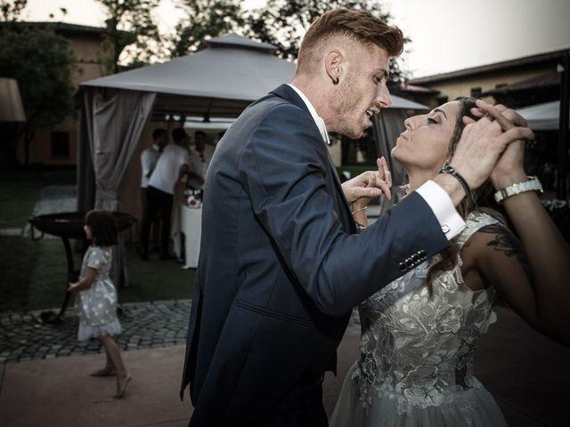 Il matrimonio di Luca e Elisa a Castrezzato, Brescia 283