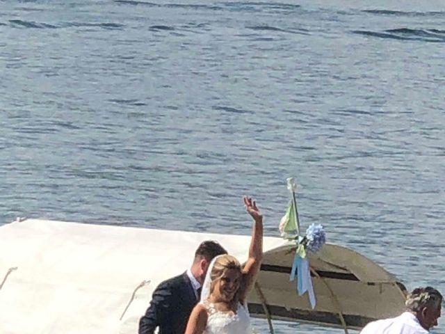 Il matrimonio di Davide e Simona a Angera, Varese 2