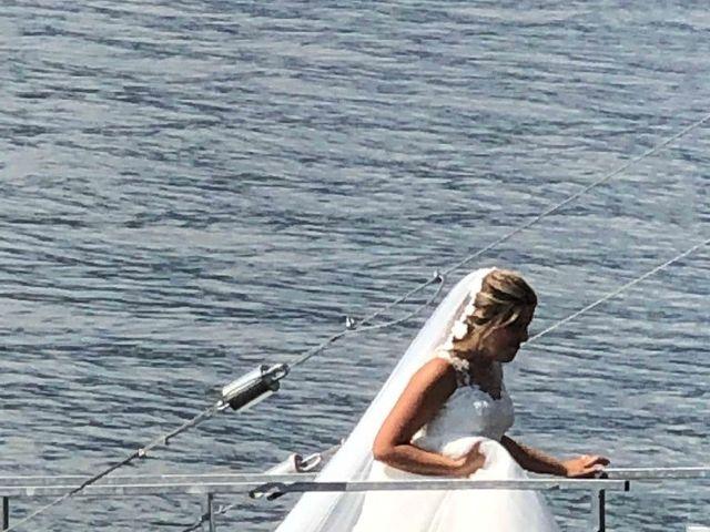 Il matrimonio di Davide e Simona a Angera, Varese 3