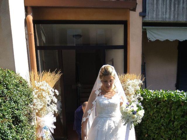 Il matrimonio di Davide e Simona a Angera, Varese 7