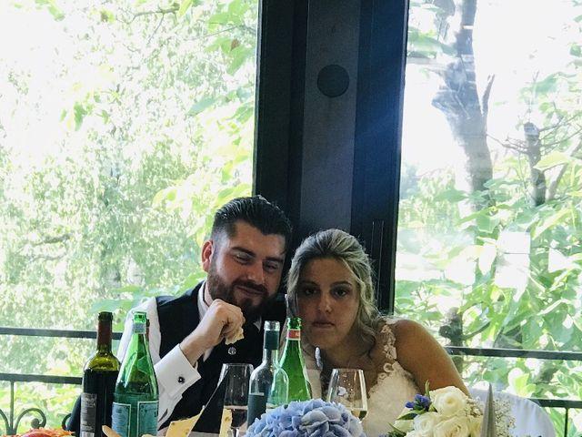 Il matrimonio di Davide e Simona a Angera, Varese 10