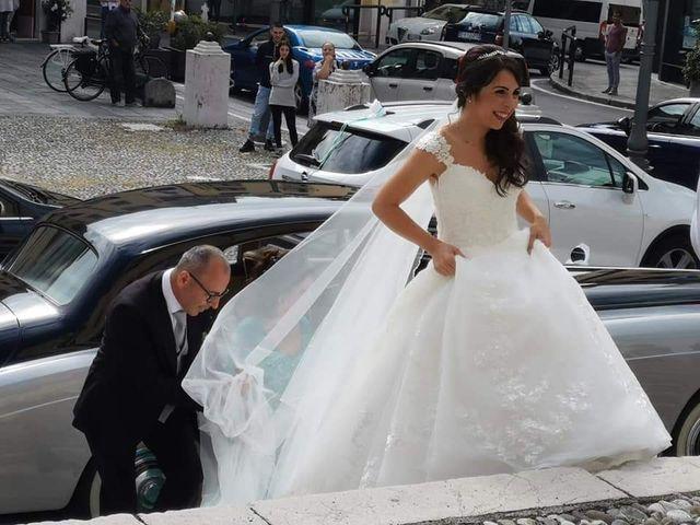 Il matrimonio di Danilo e Angela Miriam a Bedizzole, Brescia 1