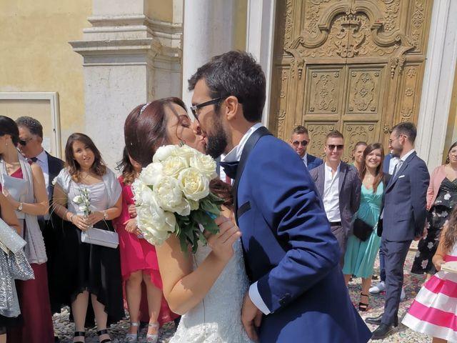 Il matrimonio di Danilo e Angela Miriam a Bedizzole, Brescia 2