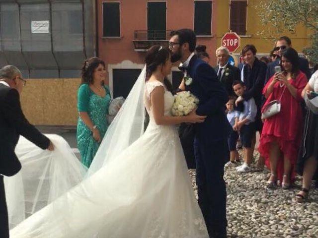 Il matrimonio di Danilo e Angela Miriam a Bedizzole, Brescia 8