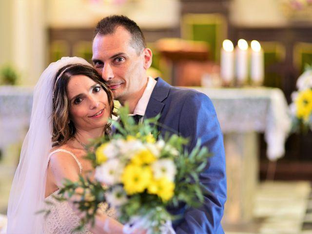 Le nozze di Paola e Alberto