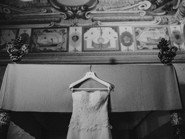 Il matrimonio di Francesco e Elena a Certaldo, Firenze 3