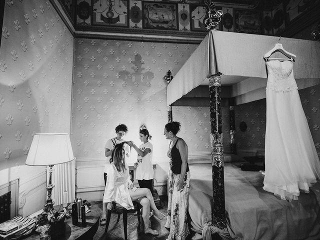 Il matrimonio di Francesco e Elena a Certaldo, Firenze 7