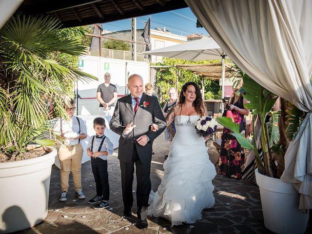 Il matrimonio di Marco e Valentina a Livorno, Livorno 16