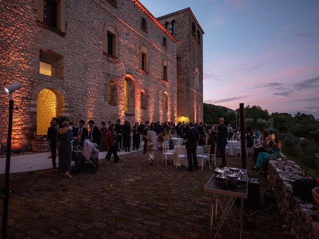 Il matrimonio di Andrea e Giulia a Greccio, Rieti 13