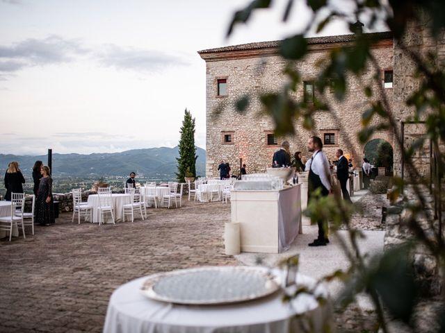 Il matrimonio di Andrea e Giulia a Greccio, Rieti 16