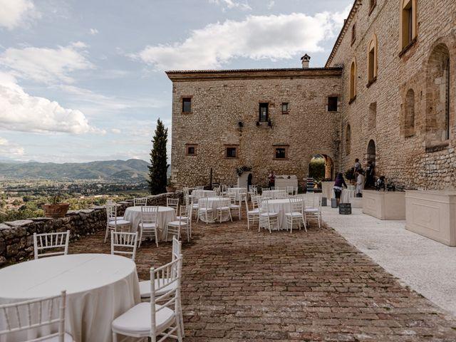 Il matrimonio di Andrea e Giulia a Greccio, Rieti 19