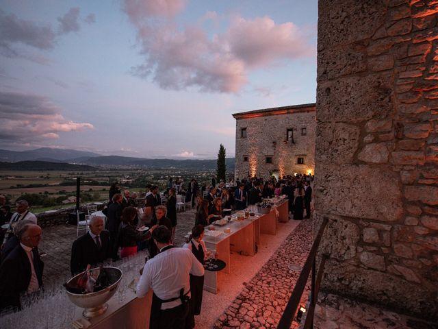 Il matrimonio di Andrea e Giulia a Greccio, Rieti 22