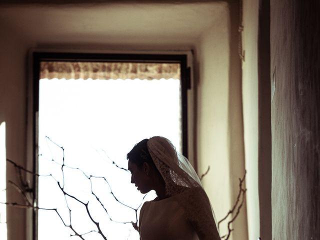 Il matrimonio di Andrea e Giulia a Greccio, Rieti 29