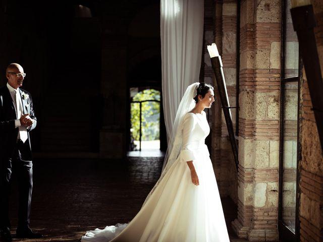 Il matrimonio di Andrea e Giulia a Greccio, Rieti 30