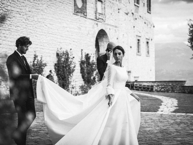 Il matrimonio di Andrea e Giulia a Greccio, Rieti 32