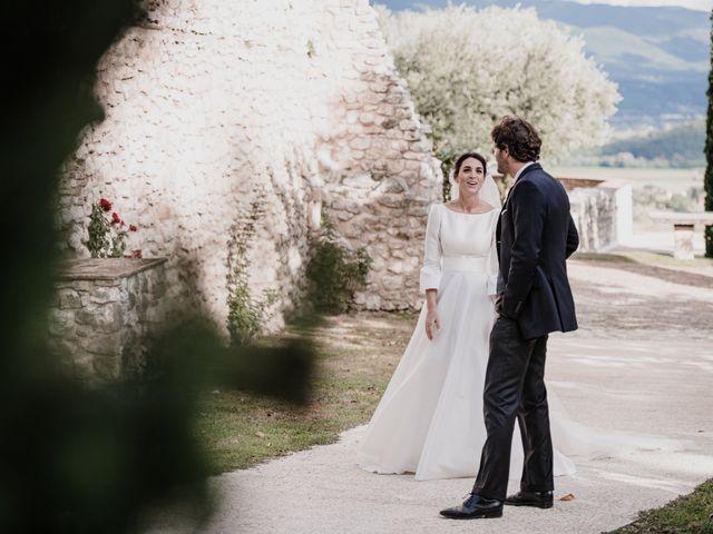 Il matrimonio di Andrea e Giulia a Greccio, Rieti 34