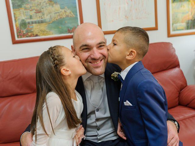 Il matrimonio di Giovanni e Francesca a Giffoni Sei Casali, Salerno 9