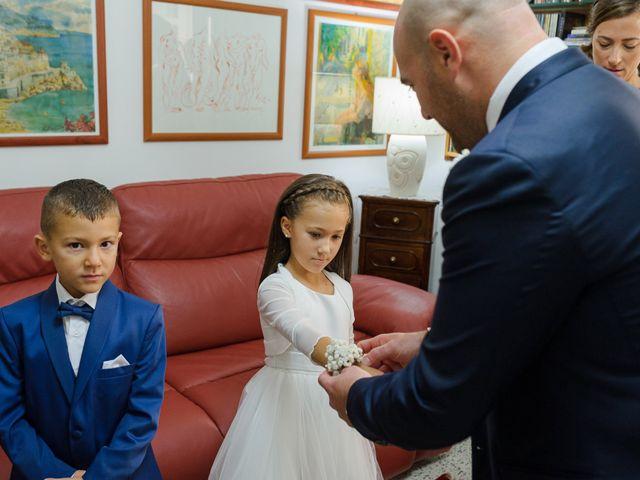 Il matrimonio di Giovanni e Francesca a Giffoni Sei Casali, Salerno 10