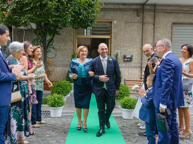 Il matrimonio di Giovanni e Francesca a Giffoni Sei Casali, Salerno 11