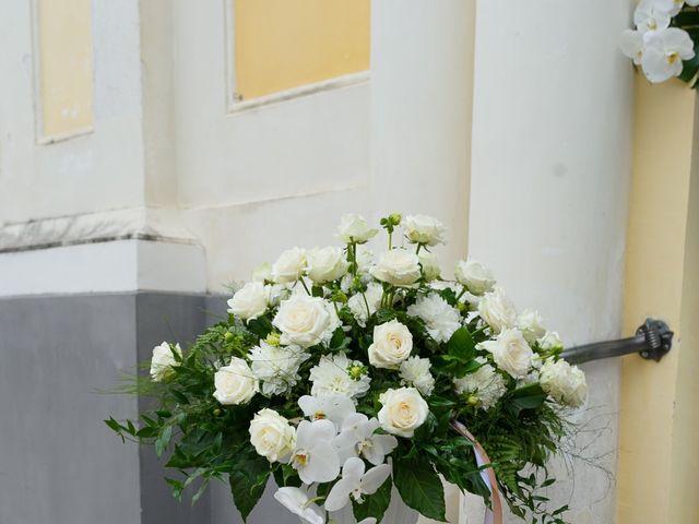 Il matrimonio di Giovanni e Francesca a Giffoni Sei Casali, Salerno 13
