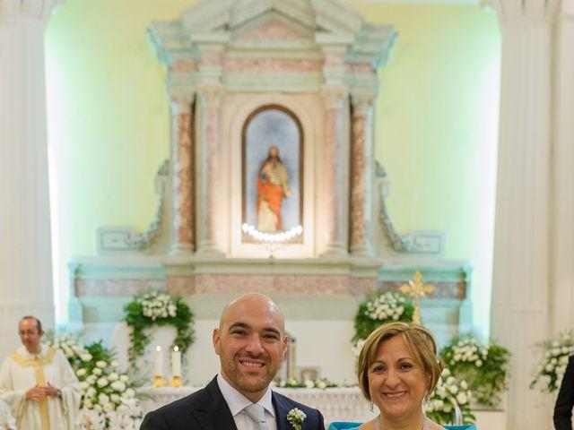 Il matrimonio di Giovanni e Francesca a Giffoni Sei Casali, Salerno 14