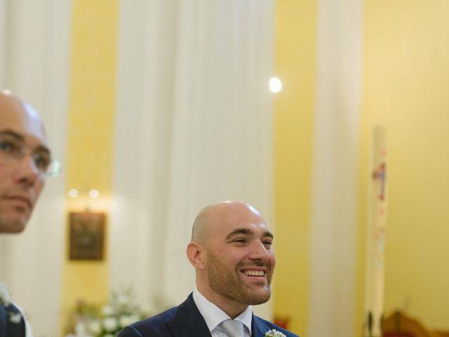Il matrimonio di Giovanni e Francesca a Giffoni Sei Casali, Salerno 18